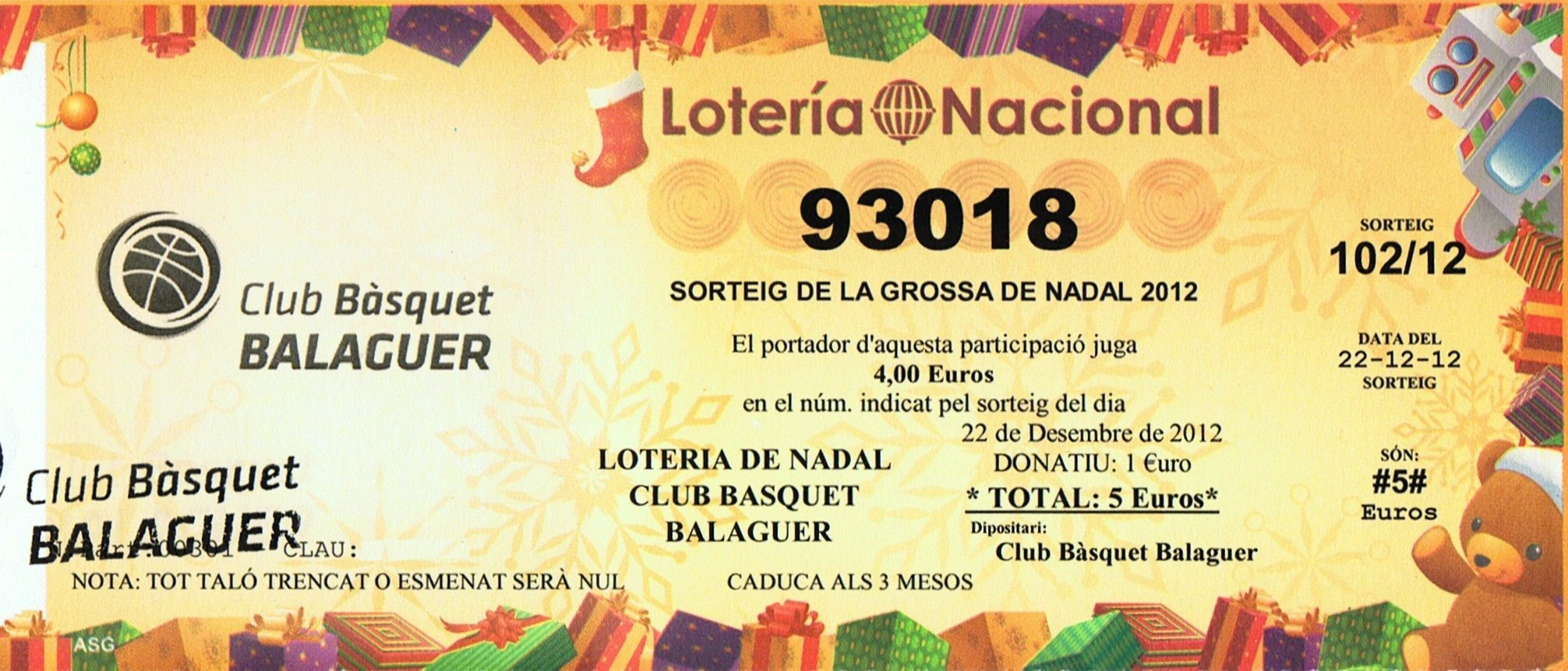 loteria club